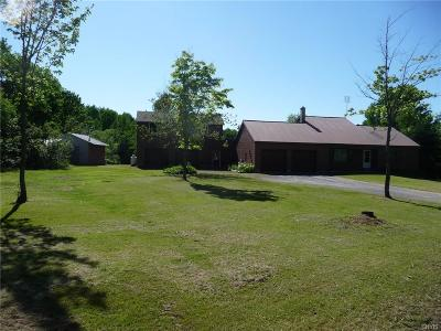 Jefferson County Single Family Home A-Active: 4639 French Settlement Road
