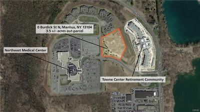Residential Lots & Land A-Active: Burdick Street North