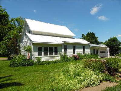 Castorland NY Multi Family 2-4 A-Active: $84,900