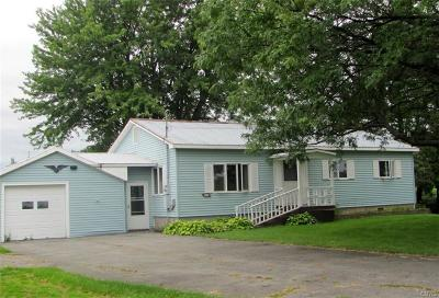 St Lawrence County Single Family Home A-Active: 615 County Route 11
