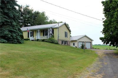 Denmark NY Single Family Home Sold: $129,000