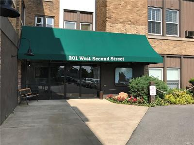 Oswego-City Condo/Townhouse A-Active: 201 West 2nd Street #207