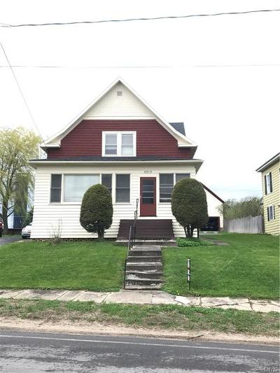 St Lawrence County Single Family Home A-Active: 6919 County Route 10