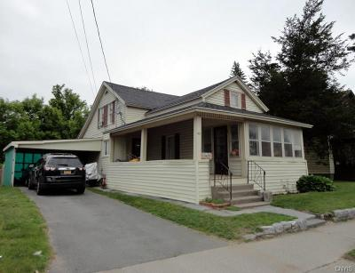 St Lawrence County Single Family Home A-Active: 162 West Main Street