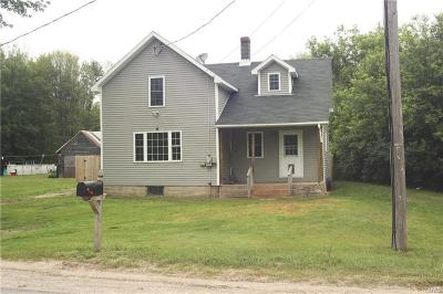 St Lawrence County Single Family Home A-Active: 43 Battle Hill Road