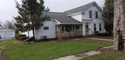 Adams NY Single Family Home A-Active: $149,000