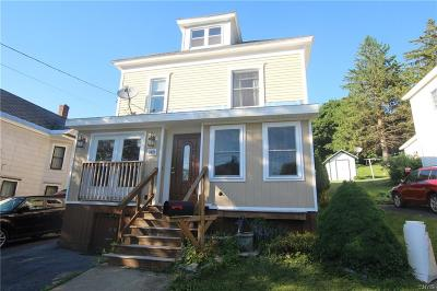Single Family Home Sale Pending: 140 North Washington Street