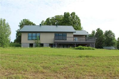 Single Family Home A-Active: 9462 Comer Road