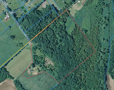 Jefferson County, Lewis County, St Lawrence County Residential Lots & Land A-Active: 9462 Comer Road