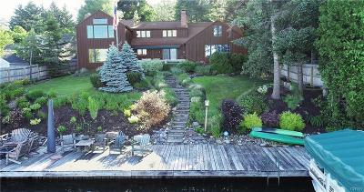 Single Family Home A-Active: 2707 East Lake Road