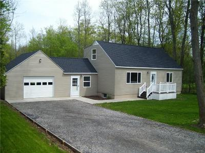 Owasco NY Single Family Home A-Active: $189,900