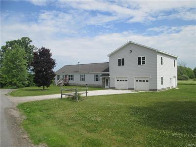 St Lawrence County Single Family Home A-Active: 30 Dashnaw Street