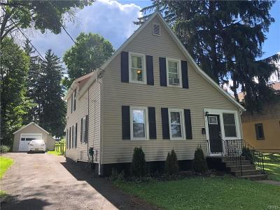 New Hartford Single Family Home U-Under Contract: 6 Hartford
