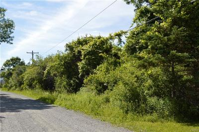 Henderson NY Residential Lots & Land A-Active: $99,000