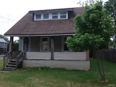 St Lawrence County Single Family Home A-Active: 17 Grinnell Avenue