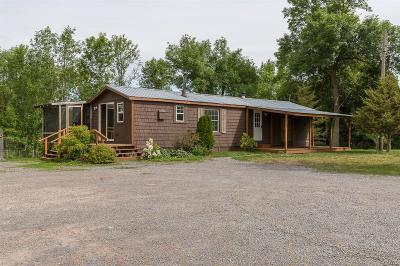 Jefferson County, Lewis County Single Family Home A-Active: 13449 Nys Route 3