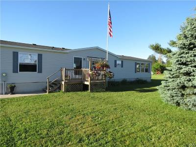 Orleans NY Single Family Home A-Active: $169,000