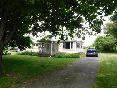 Single Family Home A-Active: 9420 County Route 125