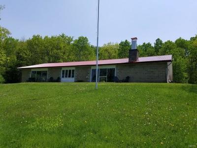 Scio NY Single Family Home A-Active: $409,900