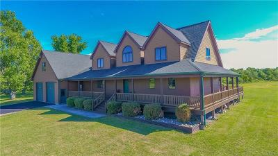 Single Family Home A-Active: 1 Pleasantview Drive