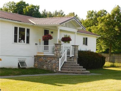 Jefferson County, Lewis County Single Family Home A-Active: 35969 Bald Rock Road West