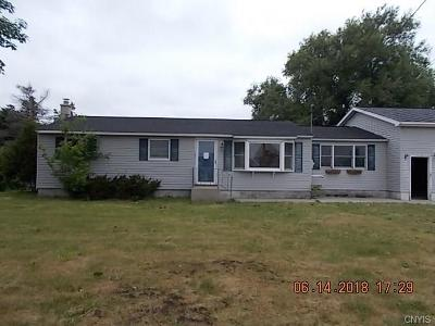 Jefferson County, Lewis County Single Family Home A-Active: 18525 County Route 162