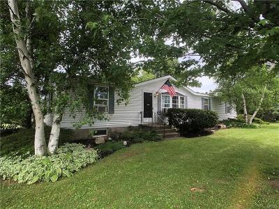 Vernon Single Family Home A-Active: 5721 Youngs Road