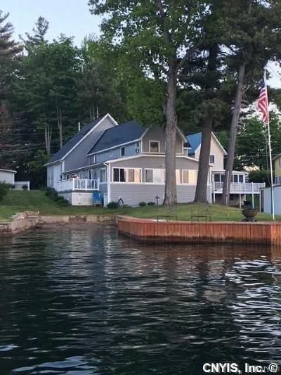 Alexandria Bay NY Single Family Home A-Active: $529,000