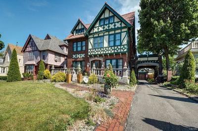 Syracuse Single Family Home A-Active: 1504 James Street