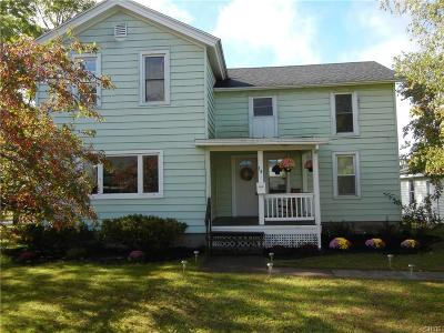 Carthage NY Single Family Home A-Active: $134,500