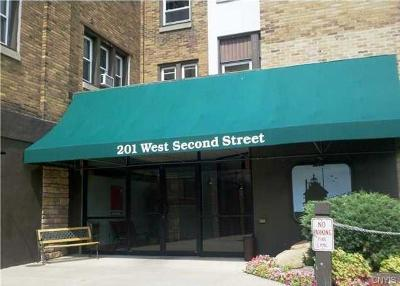 Oswego-City Condo/Townhouse A-Active: 201 West 2nd #306