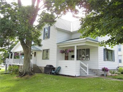 Lowville NY Single Family Home A-Active: $139,500