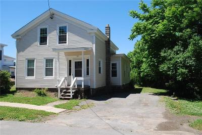 Mexico Single Family Home A-Active: 87 North Jefferson Street