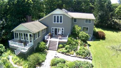Cazenovia Single Family Home C-Continue Show: 2870 W. Lake Road