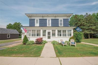 Single Family Home Sold: 9784 State Route 12