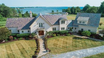 Single Family Home C-Continue Show: 181 Tibbets Point Road Extension
