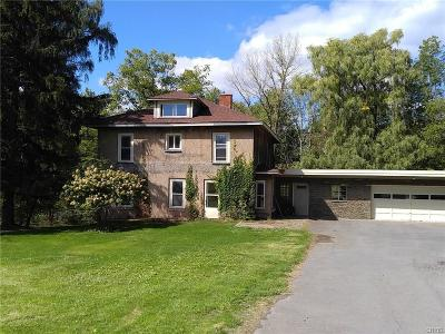 Pompey Single Family Home A-Active: 7909 Broadfield Road