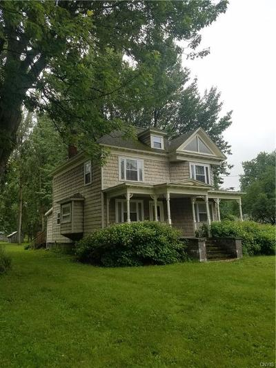 Cape Vincent Single Family Home A-Active: 446 West Broadway Street