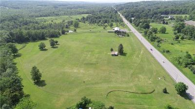 Pompey Residential Lots & Land A-Active: Cazenovia Road