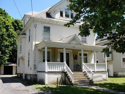 Syracuse Single Family Home A-Active: 731 Ostrom Avenue