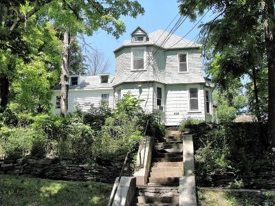 Syracuse Multi Family 2-4 A-Active: 415 Clarendon Street