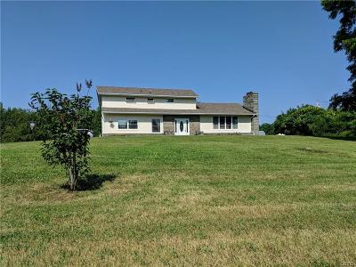 Single Family Home A-Active: 12077 County Line Road