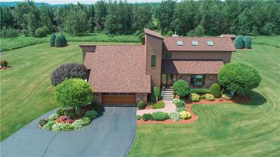 Jefferson County, Lewis County Single Family Home A-Active: 10633 Limburg Forks Road