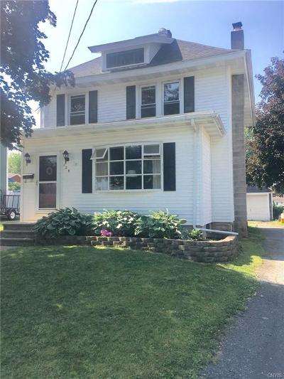 SHERRILL Single Family Home C-Continue Show: 129 East Hinds Avenue