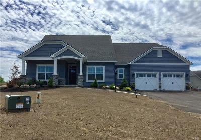 Pompey Single Family Home A-Active: Lot 11a Yellow Birch Circle
