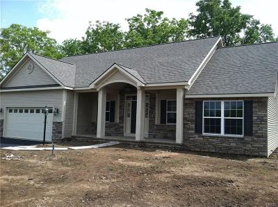 Pompey Single Family Home A-Active: Lot 11 Yellow Birch Circle