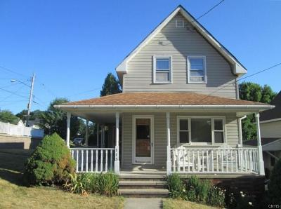 Single Family Home U-Under Contract: 113 East Utica Street