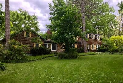 Single Family Home A-Active: 3394 East Lake Road