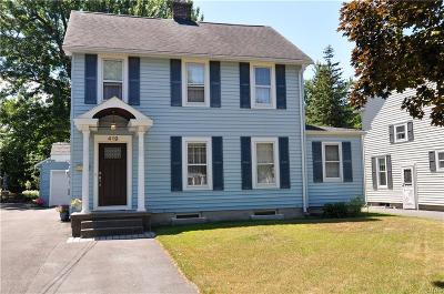 Watertown-City Single Family Home A-Active: 419 Paddock Street