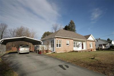 St Lawrence County Single Family Home A-Active: 21 Meadow Lane